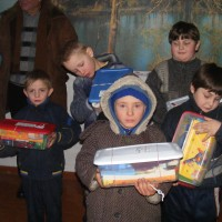 The Masters Mission: Providing Hope for Ukraine by Theresa Garrett, as told to Vonda Skelton