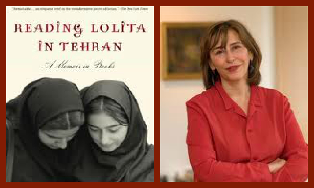reading lolita in tehran Azar nafisi's luminous masterwork gives us a rare glimpse, from the inside, of  women's lives in revolutionary iran reading lolita in tehran is a work of great.
