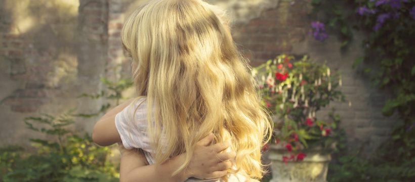 Little Girl Friends courtesy of Pixabay