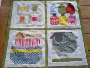 Farm Girl Vintage Mini Quilt