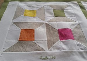 Cool Threads Quilt Block