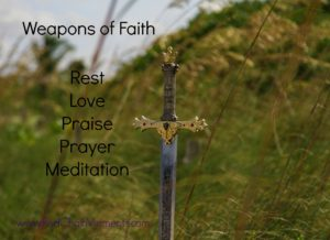 Weapons of Faith
