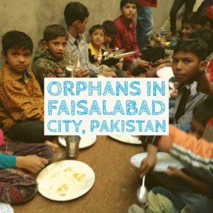 Keeper, courtesy of Way of Freedom International, Pakistan