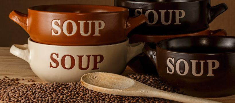 Soup Bowl PIxabay