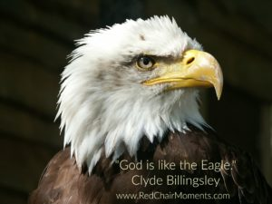 God like the Eagle