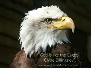 God like the Eagle
