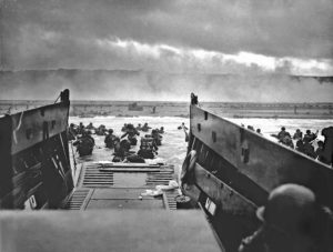 Bedford Boys, D-Day, Omaha Beach